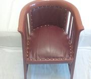 Антикварное кресло . Венская мебель: (Jacob & Josef KOHN) 1849год