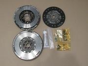 Комплект сцепления (корзина + диск) и Маховик для VW