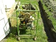 Компрессор для зарядки аквалангов АК-150