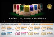 Essential Foods (Denmark) - лучшая еда для собак и котов в Европе.
