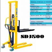 Гидравлический штабелер SDJ500