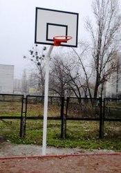 Щит баскетбольный с кольцом и сеткой ,  оборудование для баскетбола