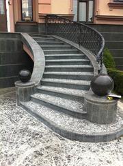 Лестницы из мрамора лестницы из гранита ступени из гранита сделать ступени мраморные