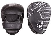 Лапы изогнутые кожаные VELO microfiber (кожа)