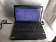Ноутбук Toshiba Satellite C650.