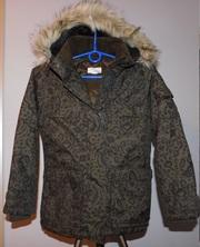 Куртка лыжная h&m р 135см