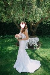 Свадебное платье б/у Киев