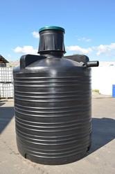 Пластиковые емкости выгребных ям