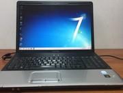 Большой ноутбук HP Presario CQ 70.