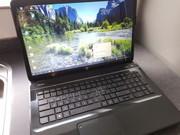 Большой игровой ноутбук HP Pavilion G7 (4 ядра,  4 гига).