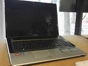 Игровой ноутбук eMashines G640G (как новый).