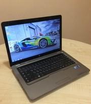 Игровой ноутбук HP G62 (4 ядра,  4 гига).