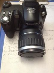 продаётся фотоаппарат Fujifilm FinePix S5600