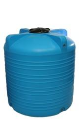 Емкость вертикальная на 3000 литров,  пищевая бочка пластиковая,  бак дл