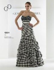 Вечернее платье от GG