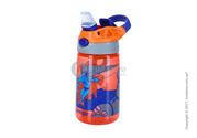 Удобная детская фляга Contigo Gizmo Flip,  Tangerine Superhero