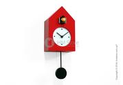 Необычные настенные часы Progetti Freebird Badass Wall