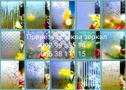 Купить стекло в межкомнатные двери Киев левый берег правый