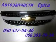Шевроле Эпика капот,  решетка радиатора.  запчасти кузова  .
