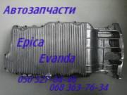Шевроле Эпика поддон картер  двигателя .  запчасти двигателя  .