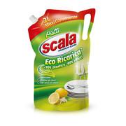 Средство для мытья посуды,  эко-упаковка Scala (2 л.)