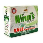 Эко-соль для посудомоечных машин Winni's (1 кг.)