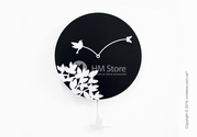 Часы настенные Progetti Little bird's story Wall Clock