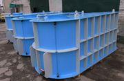 Купить бочки для перевозки воды в Полтаве