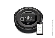Умный робот-уборщик iRobot Roomba e5