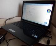 Игровой ноутбук Asus K50IN (в отличном состоянии).