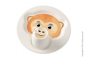Набор детской посуды Villeroy & Boch коллекция Animal Friends