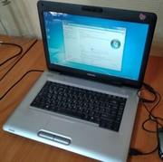 Ноутбук Toshiba Satellite L450D (в отличном состоянии).