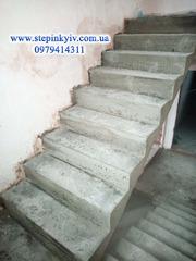 Бетонные лестницы изготовление лестниц из бетона
