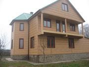 Блок хаус сосна для зовнішніх робіт у Києві