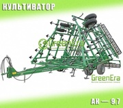 Культиватор АК-9, 7 (прицепной) Технополь