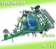 Культиватор с внесением грунтовых гербицидов,  Технополь