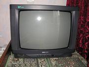 Телевизор б/у Samsung, диагональ 21 дюйм (54 см)