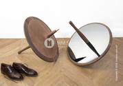 Эффектное напольное зеркало Nomon Peonza