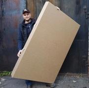 Большие  коробки для картины на заказ.  Украина.