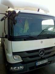 Мерседес Атего 816 (Mercedes Atego 816)