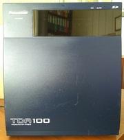 АТС Panasonic KX-TDA100 б/у