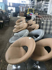 Продам б/у кресло поворотное,  для кафе,  баров,  ресторанов