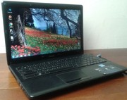 Быстрый ноутбук Asus X52N (4 ядра,  4 гига).
