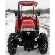 Трактор Lovol Foton-404 (Ловол Фотон-404) с козырьком