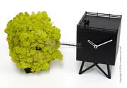 Дизайнерские часы настольные Progetti Birdwatching Clock