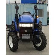 Мини-трактор Jinma-264ER (Джинма-264ЕР) с реверсом и широкими шинами