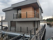 Балконы и балконные ограждения из черного металла