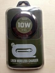 Зарядка беспроводная универсальна ЗУ REMAX RP-W11 Wireless 10Вт silver