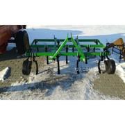 Культиватор пружинный сплошной обработки 1, 8 м навесной (Польша)