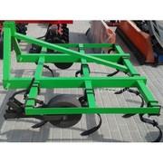 Культиватор сплошной обработки 1, 5 м навесной пружинный